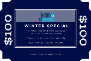 Floor Care Winter Special